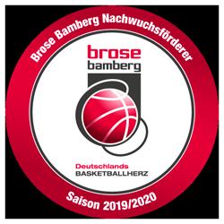Brose Bamberg Nachwuchsförderer Saison 2019 2020 Deutschlands Basketballherz